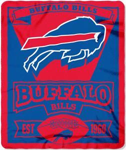 Northwest NFL Bills 50x60 Marque Fleece