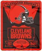 Northwest NFL Browns 50x60 Marque Fleece