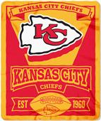 Northwest NFL Chiefs 50x60 Marque Fleece