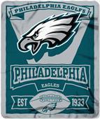 Northwest NFL Eagles 50x60 Marque Fleece