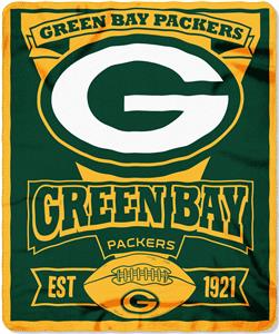 Northwest NFL Packers 50x60 Marque Fleece