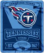 Northwest NFL Titans 50x60 Marque Fleece