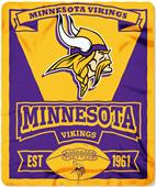 Northwest NFL Vikings 50x60 Marque Fleece