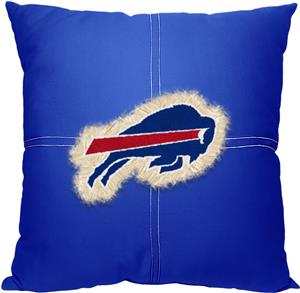 Northwest NFL Bills Letterman Pillow