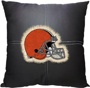 Northwest NFL Browns Letterman Pillow