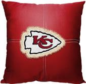 Northwest NFL Chiefs Letterman Pillow