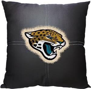 Northwest NFL Jaguars Letterman Pillow