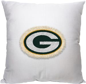 Northwest NFL Packers Letterman Pillow
