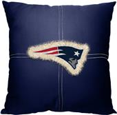 Northwest NFL Patriots Letterman Pillow