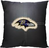 Northwest NFL Ravens Letterman Pillow