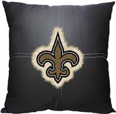 Northwest NFL Saints Letterman Pillow