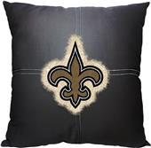 Northwest NFL Saints Letterman Pillow