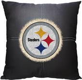 Northwest NFL Steelers Letterman Pillow