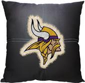 Northwest NFL Vikings Letterman Pillow