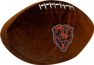 Northwest NFL Bears 3D Sports Pillow