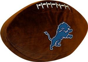 Northwest NFL Lions 3D Sports Pillow
