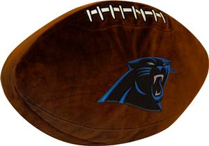 Northwest NFL Panthers 3D Sports Pillow