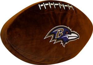 Northwest NFL Ravens 3D Sports Pillow