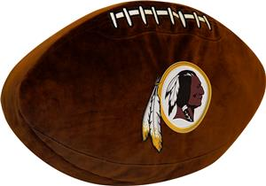 Northwest NFL Redskins 3D Sports Pillow