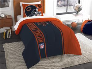 Northwest NFL Bears Twin Comforter & Sham