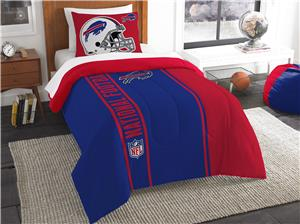 Northwest NFL Bills Twin Comforter & Sham