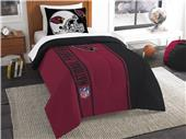 Northwest NFL Cardinals Twin Comforter & Sham
