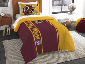 Northwest NFL Redskins Twin Comforter & Sham