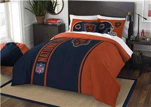 Northwest NFL Bears Full Comforter & 2 Shams