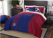 Northwest NFL Bills Full Comforter & 2 Shams