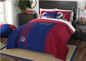 Northwest NFL Bills Full Comforter & 2 Shams