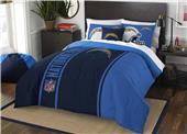 Northwest NFL Chargers Full Comforter & 2 Shams