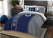 Northwest NFL Colts Full Comforter & 2 Shams