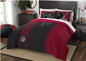 Northwest NFL Falcons Full Comforter & 2 Shams
