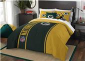 Northwest NFL Packers Full Comforter & 2 Shams