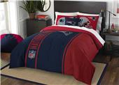 Northwest NFL Patriots Full Comforter & 2 Shams