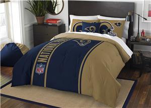 Northwest NFL Rams Full Comforter & 2 Shams