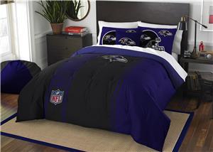 Northwest NFL Ravens Full Comforter & 2 Shams