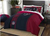 Northwest NFL Texans Full Comforter & 2 Shams