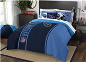 Northwest NFL Titans Full Comforter & 2 Shams