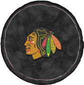 Northwest NHL Blackhawks 3D Sports Pillow