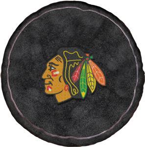 Northwest NHL Blackhawks 3D Sports Pillow
