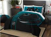Northwest NHL Sharks Full Comforter & 2 Shams