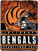 Northwest NFL Bengals 60x80 Silk Touch Throw