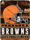 Northwest NFL Browns 60x80 Silk Touch Throw