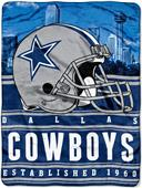 Northwest NFL Cowboys 60x80 Silk Touch Throw