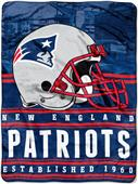 Northwest NFL Patriots 60x80 Silk Touch Throw