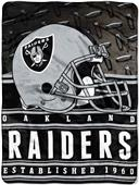 Northwest NFL Raiders 60x80 Silk Touch Throw