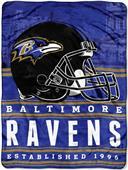 Northwest NFL Ravens 60x80 Silk Touch Throw