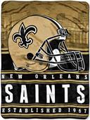 Northwest NFL Saints 60x80 Silk Touch Throw