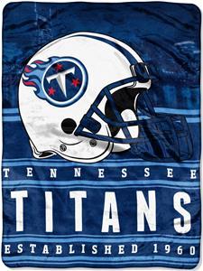 Northwest NFL Titans 60x80 Silk Touch Throw